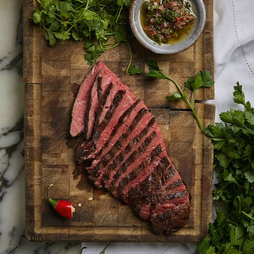 Grilled Beef Picanha