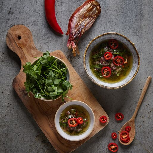 Chimichurri Sauce (for your steak)